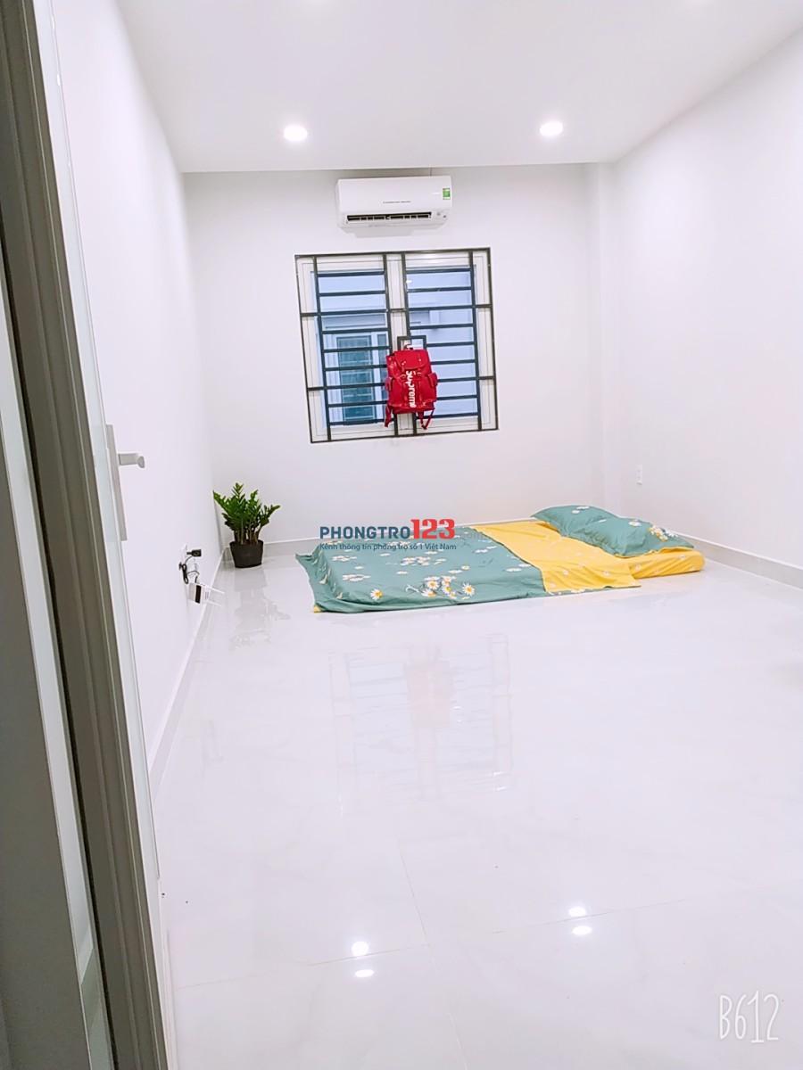 Phòng trọ đẹp mới hoàn toàn 28m2 Bình Thạnh