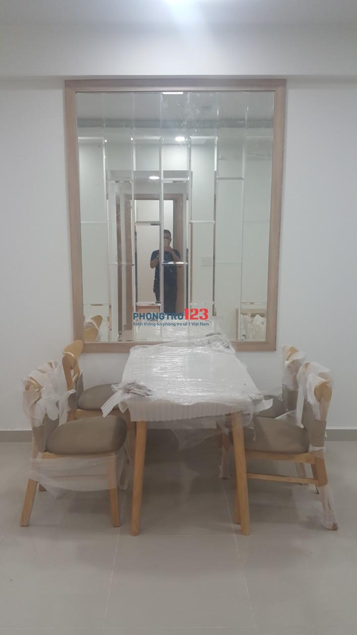 Cho Thuê Căn Hộ SaiGon Gateway, Full NT, 2PN - Mặt tiền Xa Lộ Hà Nội, Ngay ngã Tư Thủ Đức - Quận 9