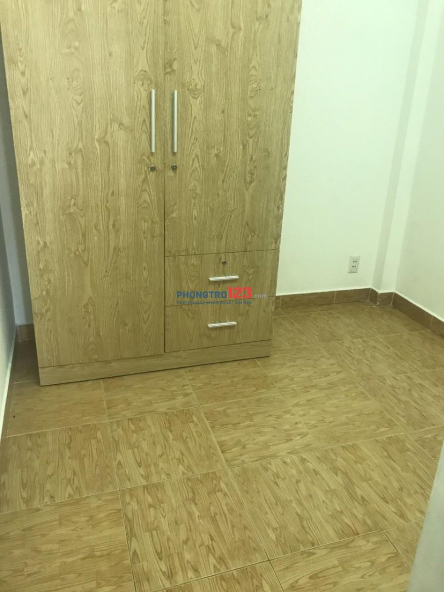 Cho thuê nhà nguyên căn 1 lầu 48m2 2pn tại Hẻm 1225 Huỳnh Tấn Phát, Q.7. Giá 5.5tr/tháng