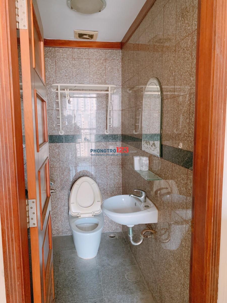 Mình cần share lại một phòng trong căn hộ HAGL3 Full nội thất