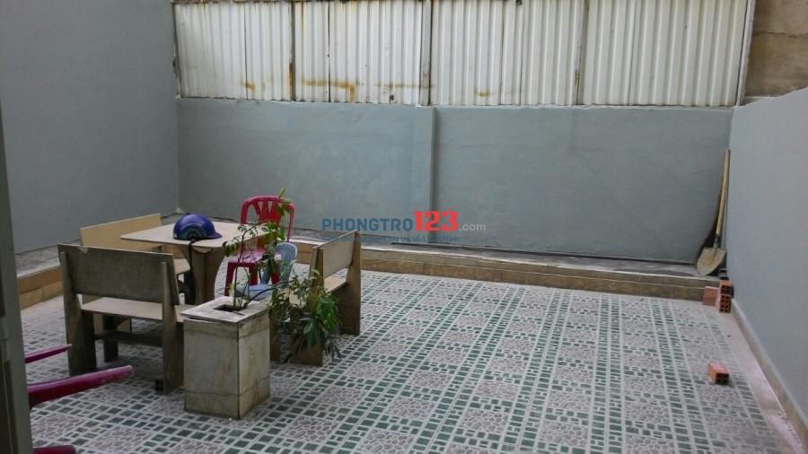 Cần cho thuê căn hộ tầng trệt, chung cư 548 Phạm Văn Đồng, P.13, Q.Bình Thanh