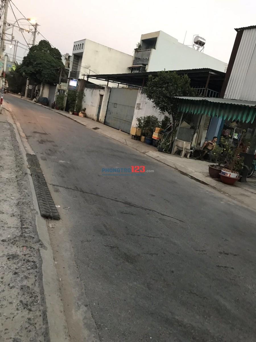 Nhà MT đường số 8, P.BHH B, Q.Bình Tân, DT 80m2, tiện KD buôn bán