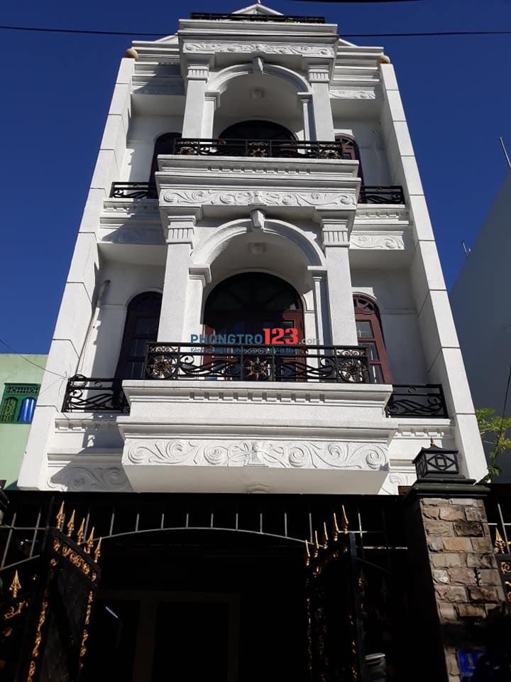 Nhà Mặt Tiền Khu Tên Lửa, Bình Tân
