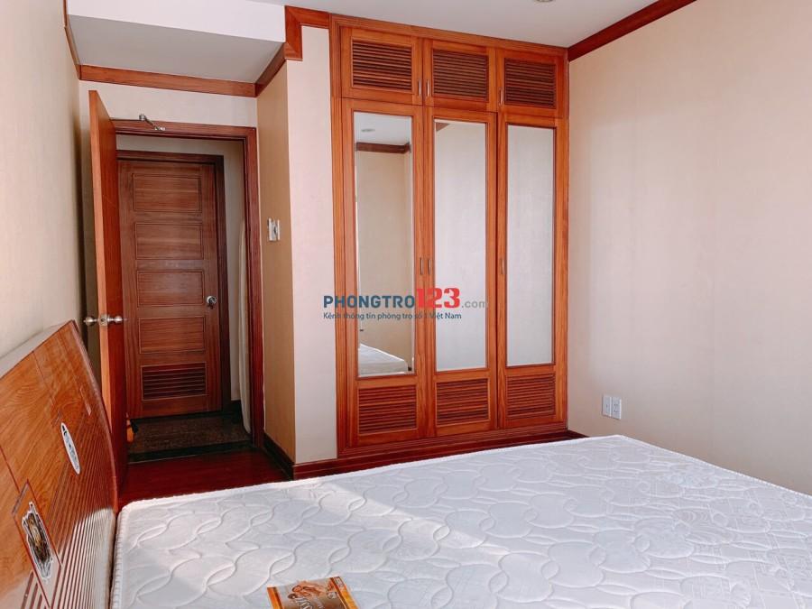 Mình cần share phòng trong căn hộ Hoàng Anh Gia Lai 3, Full nội thất. Giá từ 2tr2/tháng