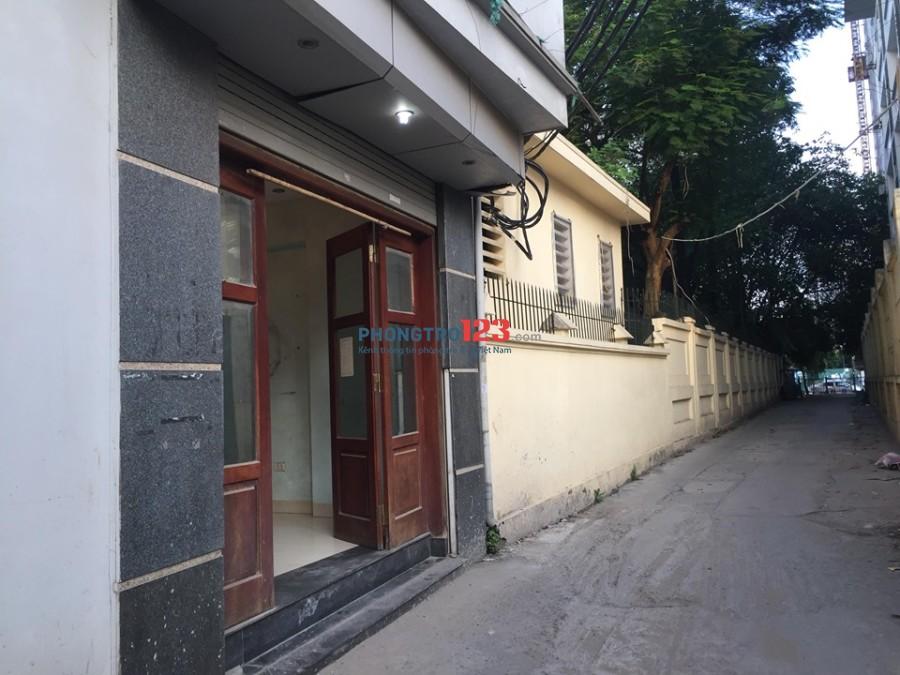 Cho thuê phòng khép kín đủ đồ tại phố Yên Hòa