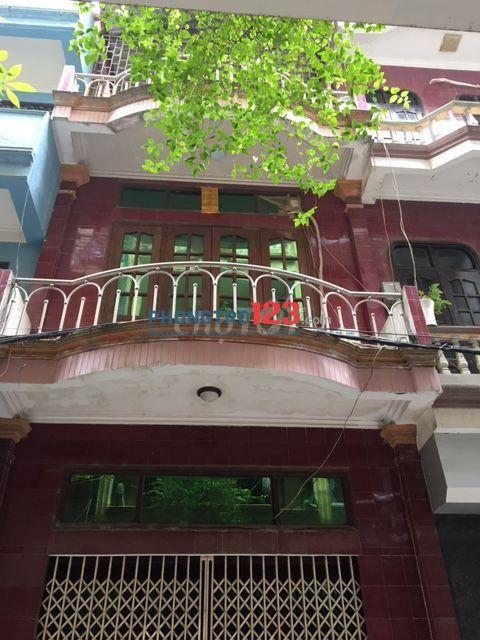Cho thuê nhà gần Fafim Nguyễn Trãi 50m2x 3 tầng, giá 12tr/tháng