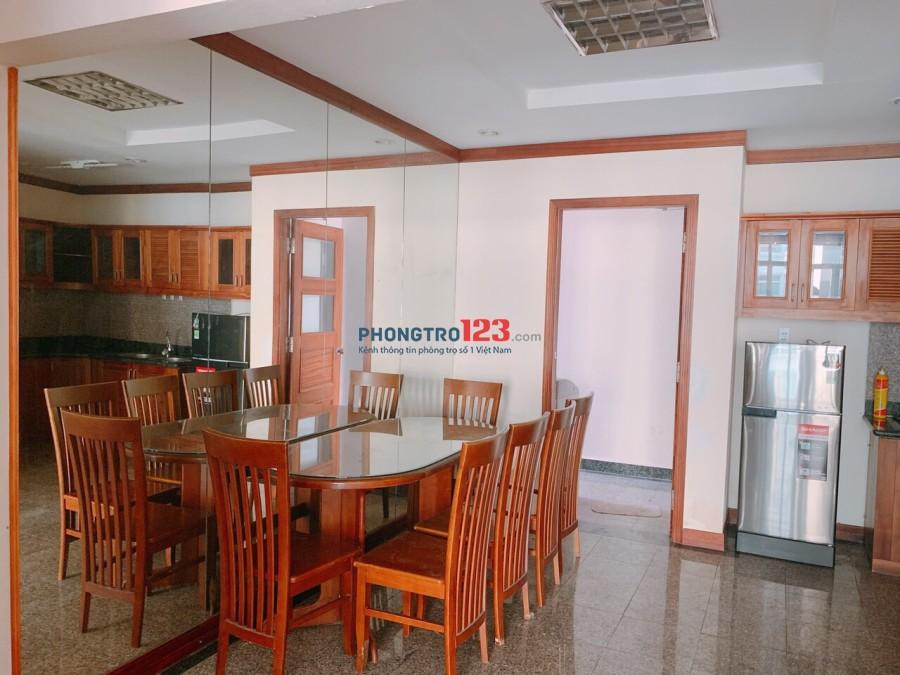 Phòng tiện nghi, có ban công, bếp, an ninh, liền kề Vivo city Q7, chỉ 2.2 tr/tháng