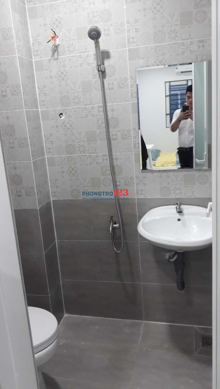Cho thuê phòng trọ cao cấp, Gần ĐH văn Lang, đường Phạm Văn Đồng