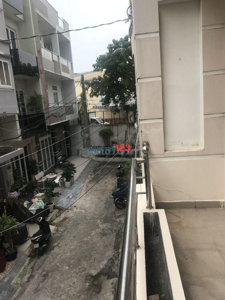 Cho thuê phòng trọ khu vực an ninh Chu Văn An - Bình Thạnh