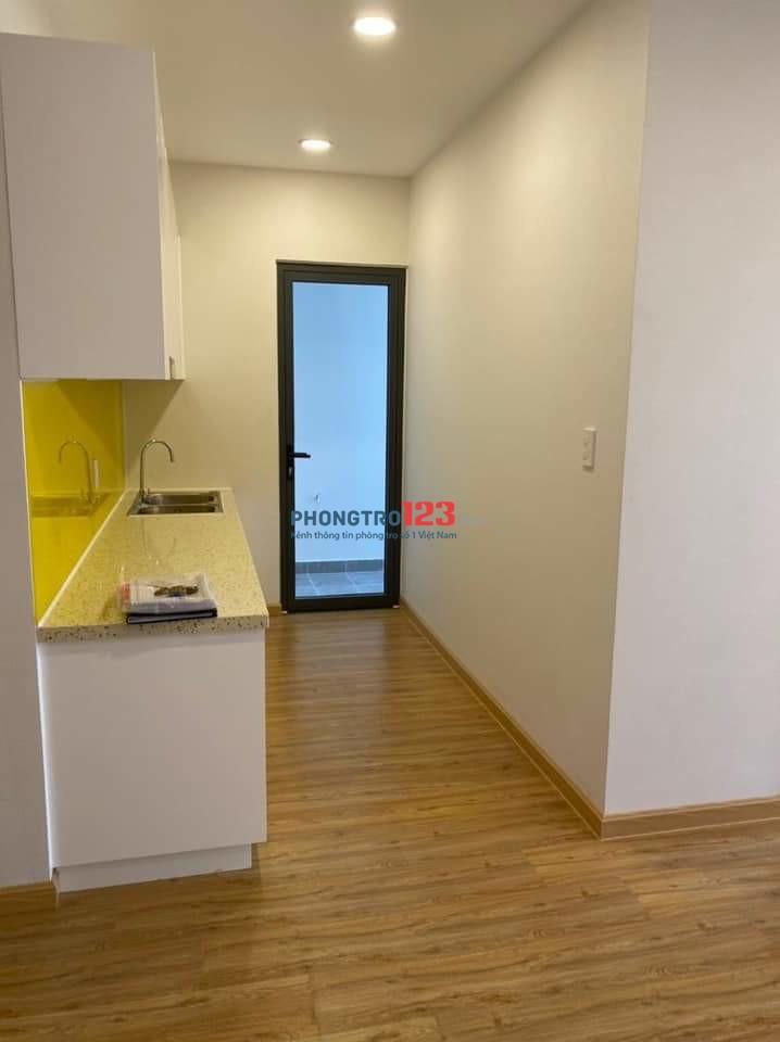 Cho thuê căn hộ mới tinh Saigon Homes 60m2 2pn tại Hương Lộ 2, Q.Bình Tân. Giá 7.5tr/tháng