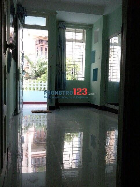 Phòng cho thuê giá rẻ trung tâm quận 10