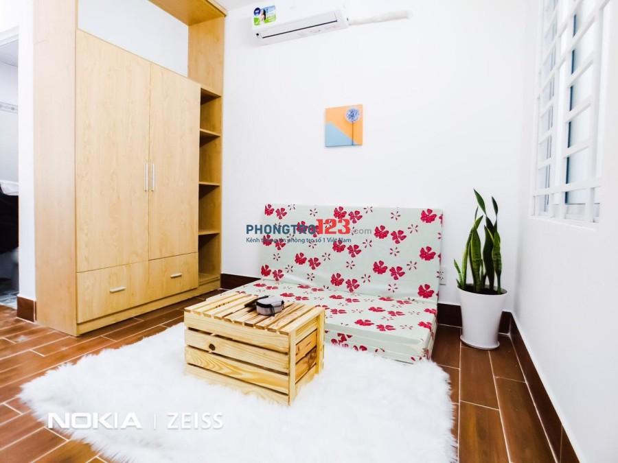 Phòng đẹp full nội thất Xô Viết Nghệ Tĩnh, Bình Thạnh 35m²