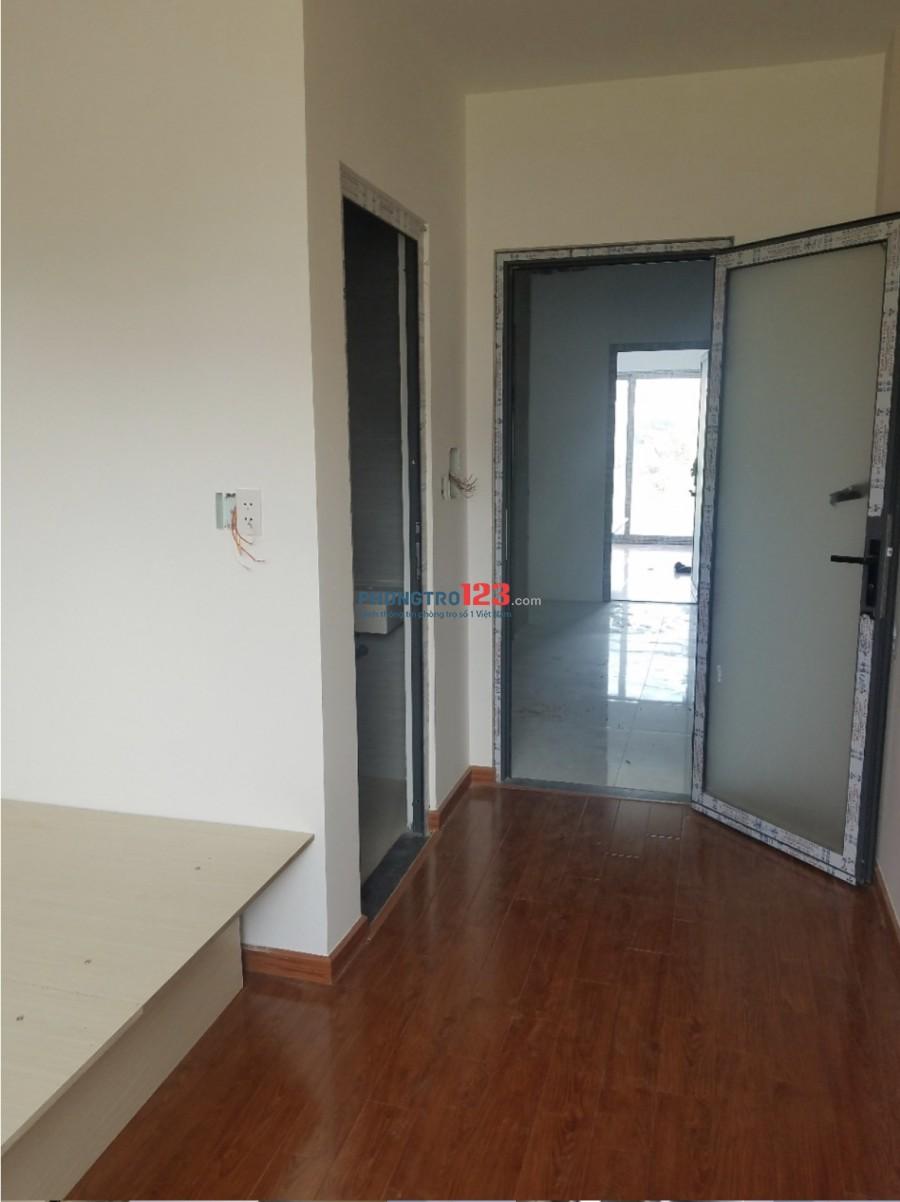 Phòng cho thuê mới 100% Số 7 đường 64, phường Thạnh Mỹ Lợi, quận 2 gần UBND