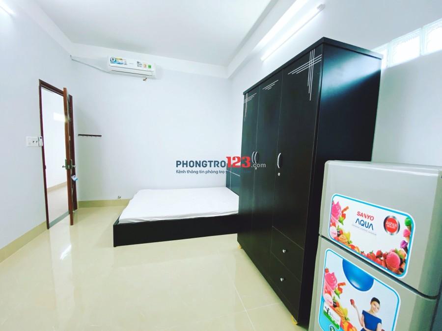 Phòng trọ giá rẻ - tiện nghi - giờ giấc tự do - full nội thất