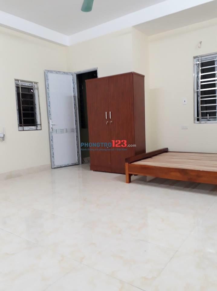Chính chủ cho thuê phòng trọ đủ đồ ở ngõ 110 - Trần Duy Hưng, Cầu Giấy