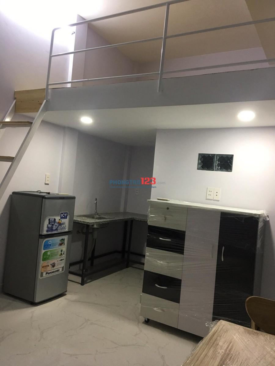 Phòng mới ngay cầu Bình Lợi, phòng như hình, dọn vào ở ngay.