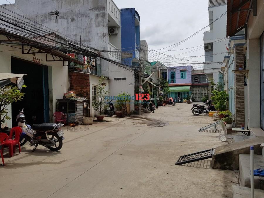 Chính chủ cho thuê nhà nguyên căn 2 lầu 6,5x25 4pn tại Lý Đạo Thành, P.16, Q.8