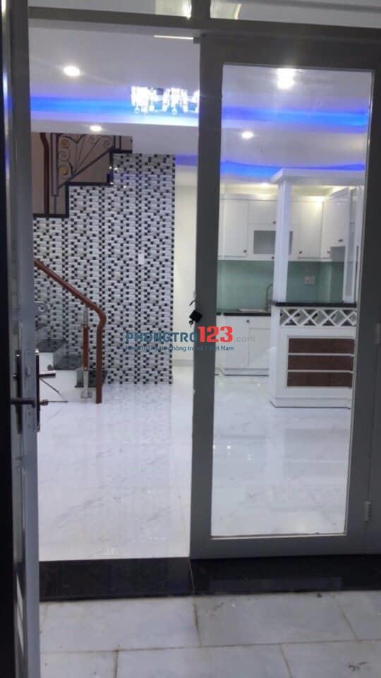 Cho thuê nhà nguyên căn đường Phan Xích Long, quận Phú Nhuận, TP.HCM. Giá 20tr/tháng