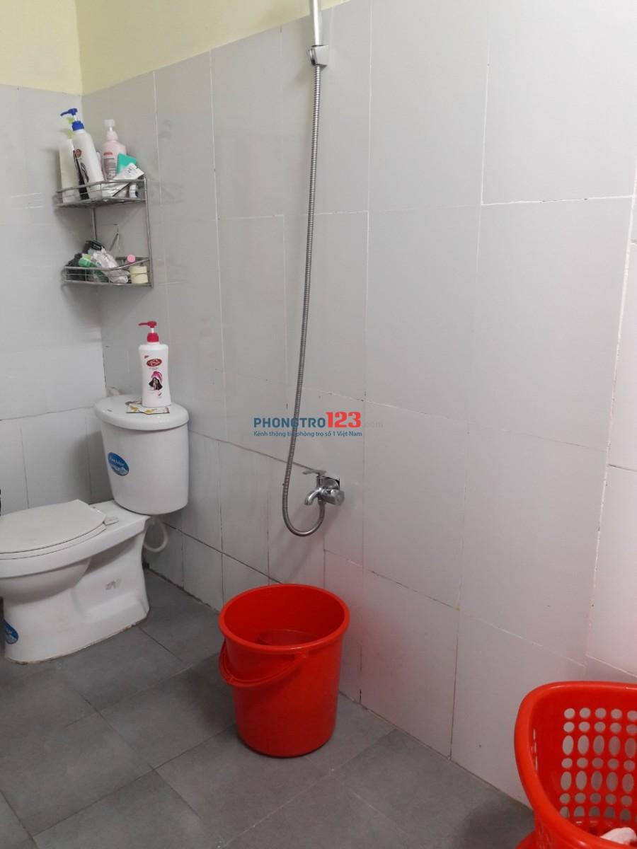 Phòng trọ mới đẹp, cách Gigamall Phạm Văn Đồng 100m