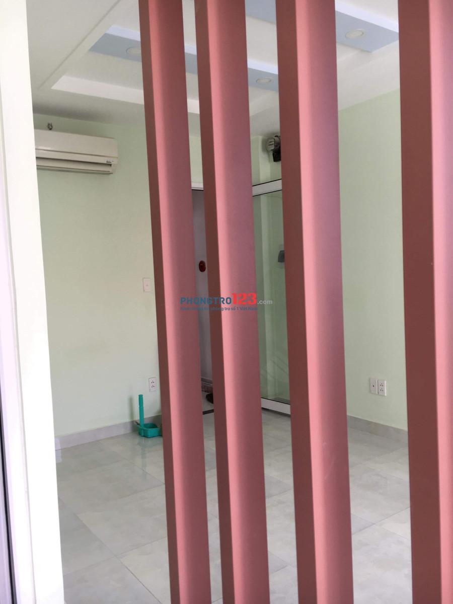 Nhượng phòng mới, thoáng mát đầy đủ nội thất Bình Thạnh