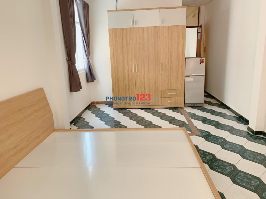 Cho thuê phòng trọ mặt tiền Vĩnh Viễn, quận 10