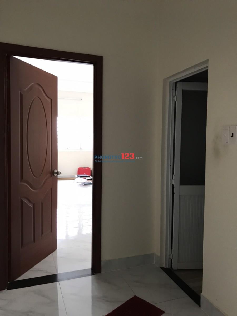 Thuê nhà nguyên căn mới xây, giá rẻ quận 12 hướng Nam gần Tu viện Khánh An