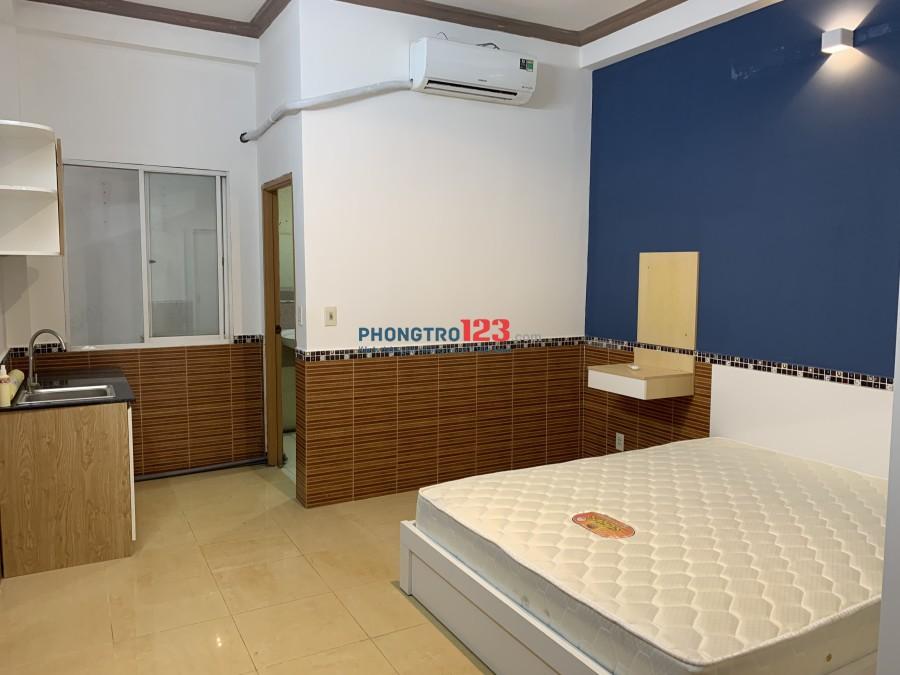 Phòng trọ mới xây Emart, Phan Văn Trị, Bình Thạnh, Gò Vấp