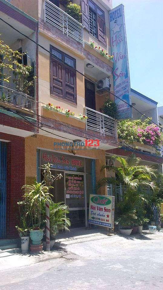 Phòng trọ cao cấp Đà Nẵng chuẩn khách sạn 1 sao Hải Vân Sơn * Free Wifi - Giữ xe - Nước Nóng lạnh *. Lh 0854506001