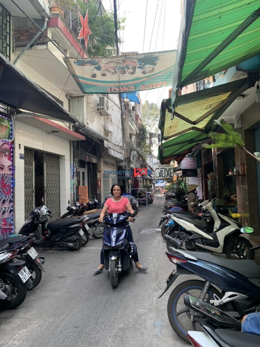 Cho thuê nhà hẽm xe hơi 374/12 Lê Hồng Phong, P.1, Q.10