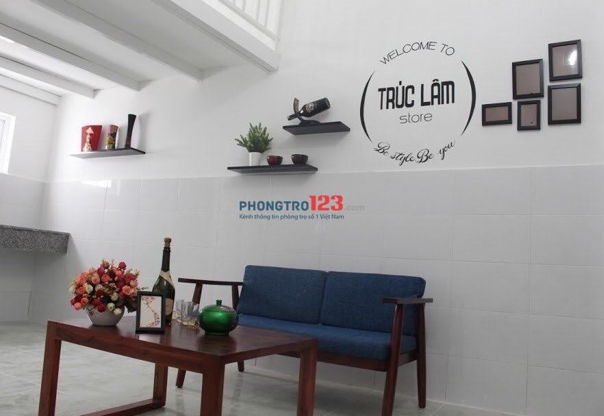 Hệ thống cho thuê căn hộ giá rẻ có nội thất các khu vực quận Tân Bình, chỉ 3tr3