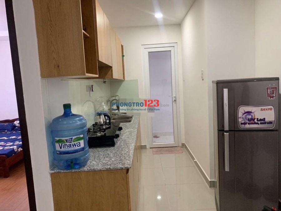 Chính chủ cho thuê căn hộ 73m2 2pn đầy đủ nội thất Depot Metro Tham Lương, Q.12. Giá 10tr/tháng
