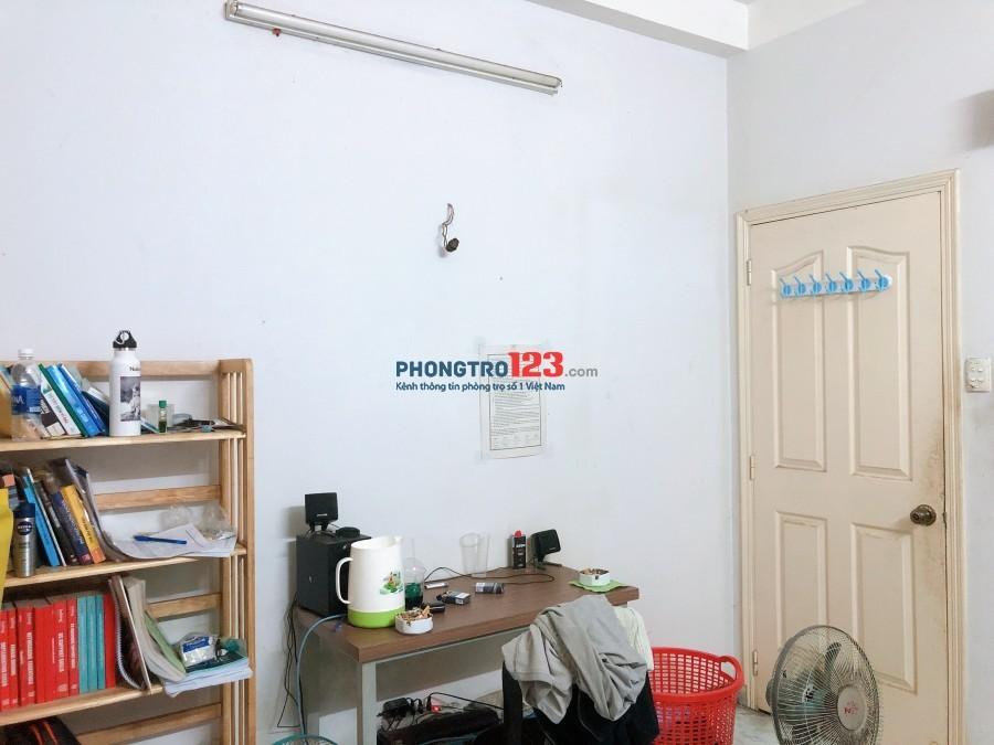 Chính chủ cho thuê phòng tại cư xá Chu Văn An, P.26, Q.Bình Thạnh. Giá 3tr2/tháng Mr Nhật