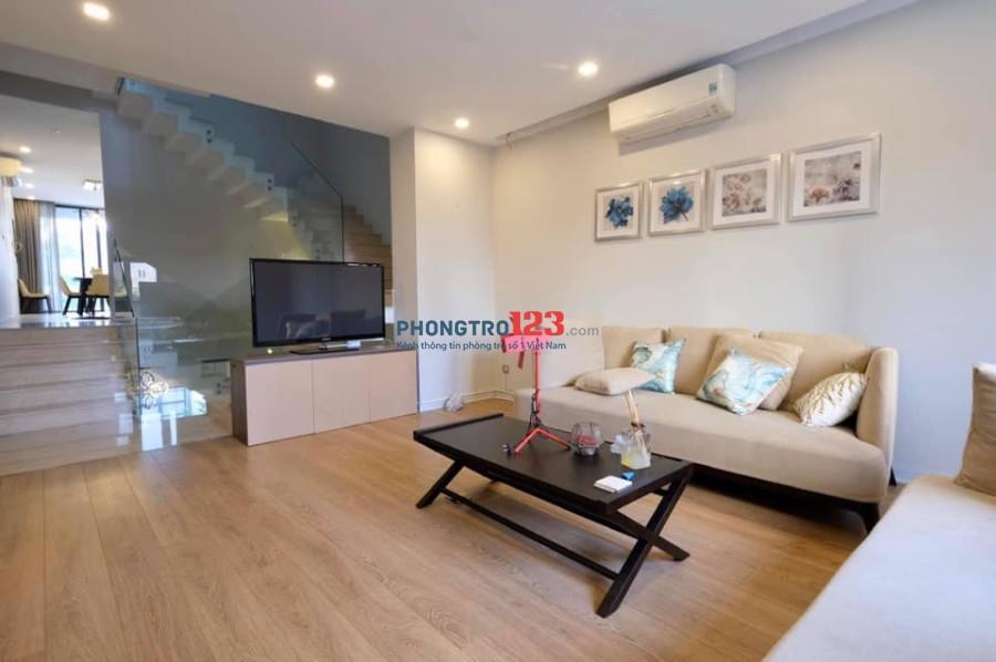 Q.7,CC HAGL Ngay ĐH TĐT, Rmit, Phú Mỹ Hưng cho thuê phòng riêng hoặc ở ghép : 1.2Tr/ người