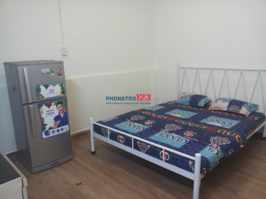 Cho thuê phòng ở - Phan Xích Long, Phú Nhuận - ngay cầu Trần Khánh Dư. Đầy đủ tiện nghi