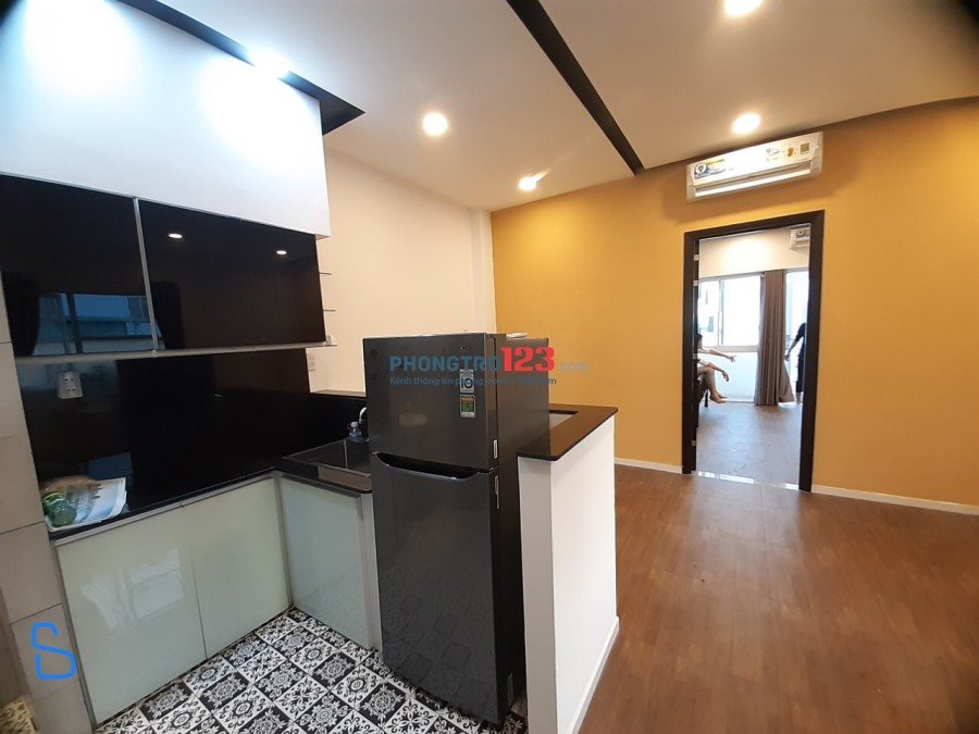 Phòng bao đẹp, giá bao tốt, ở thích ngay-1PN ban công riêng-Gò Vấp- Phạm Văn Đồng