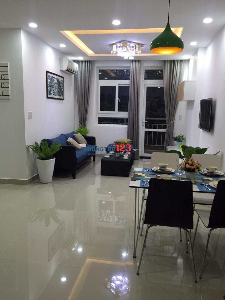 Cho thuê GẤP căn hộ Topaz Home 2PN, Full nội thất