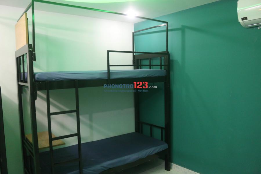 CHỈ 700K Cho ở ghép KTX cao cấp máy lạnh full nội thất Lê Văn Việt- CNC Q.9