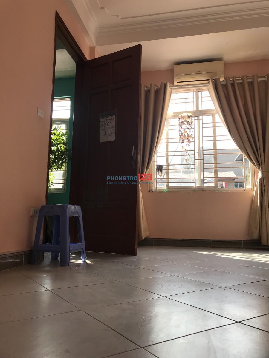 Cho thuê phòng trọ 20m2 full đồ, Trương Định, Hoàng Mai