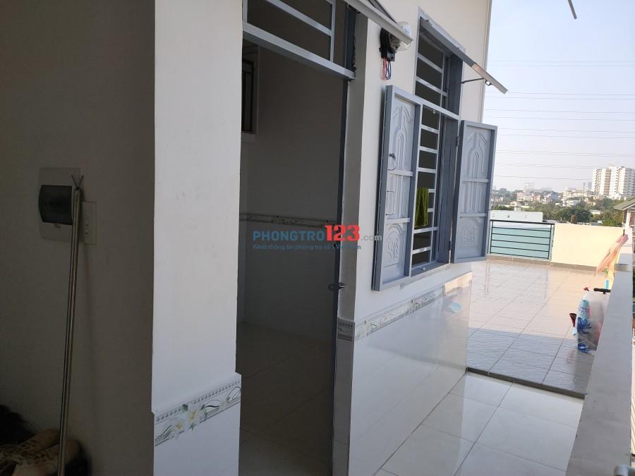 Phòng cho thuê đường 147,( đường 61), Phước Long B, Q9, Khu nhà mới xây, gần Cao Đẳng Công Thương, Q9