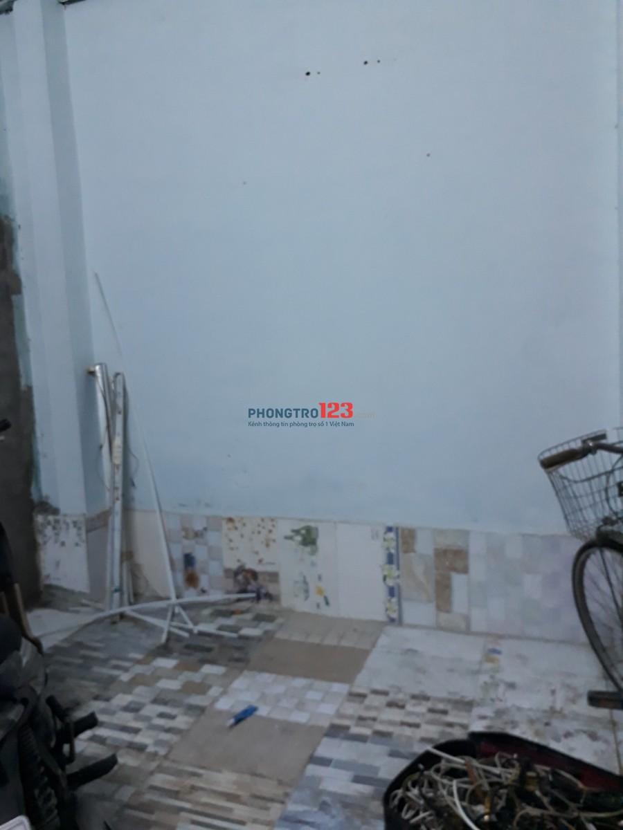 Cho thuê phòng trọ 16m2 440/18 Đường Nhật Tảo, Phường 7, Quận 10, Hồ Chí Minh