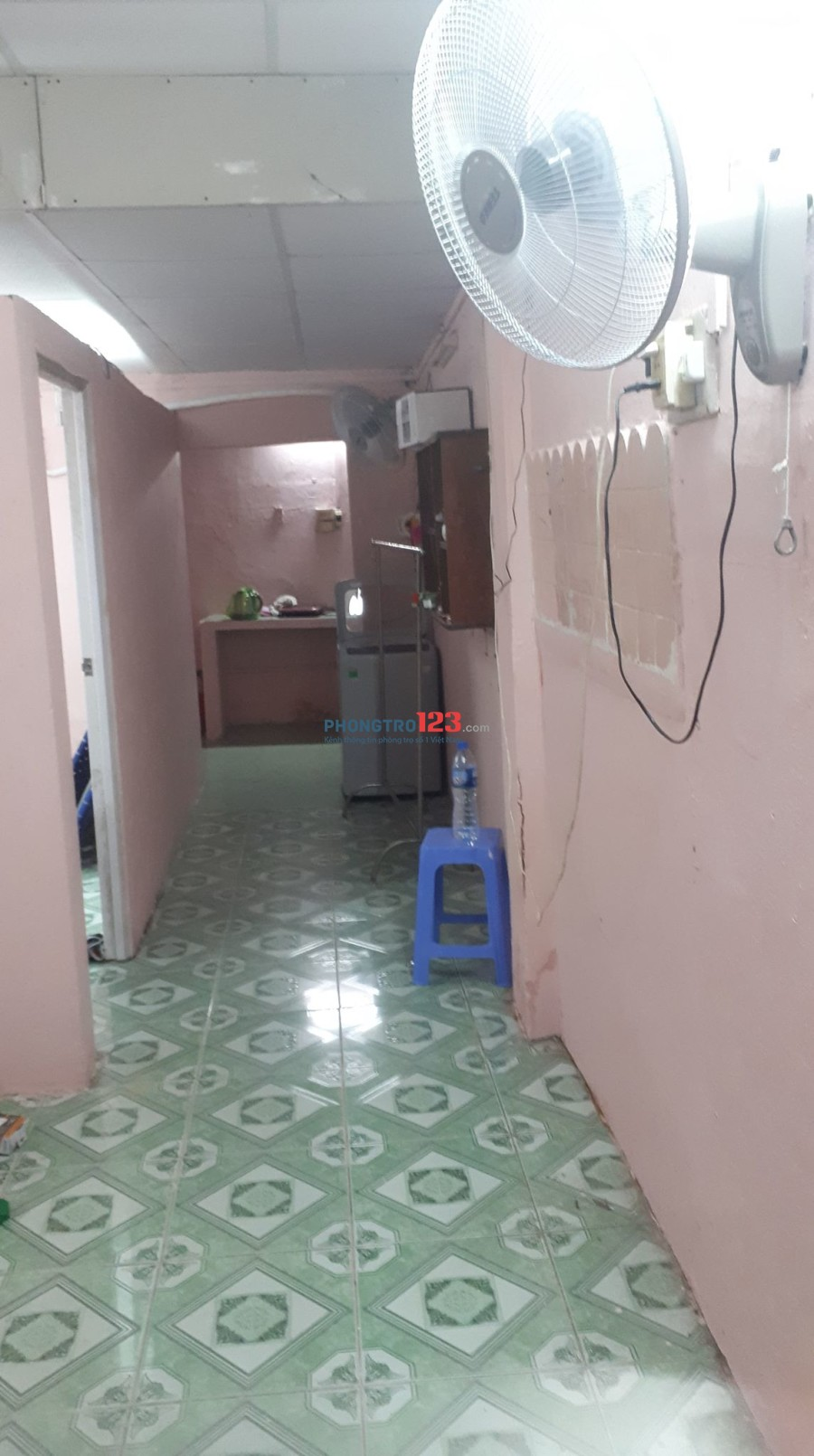 Cho Thuê Nhà Nguyên Căn Hẻm Rộng 5m đường Tân Hóa, Q.6, DT 45m2 - 7tr/tháng. Lh: 0964058216