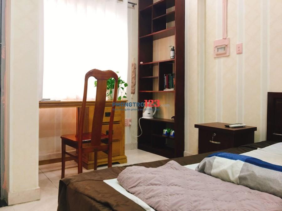 Phòng Trọ Quận 1 - Trần Đình Xu