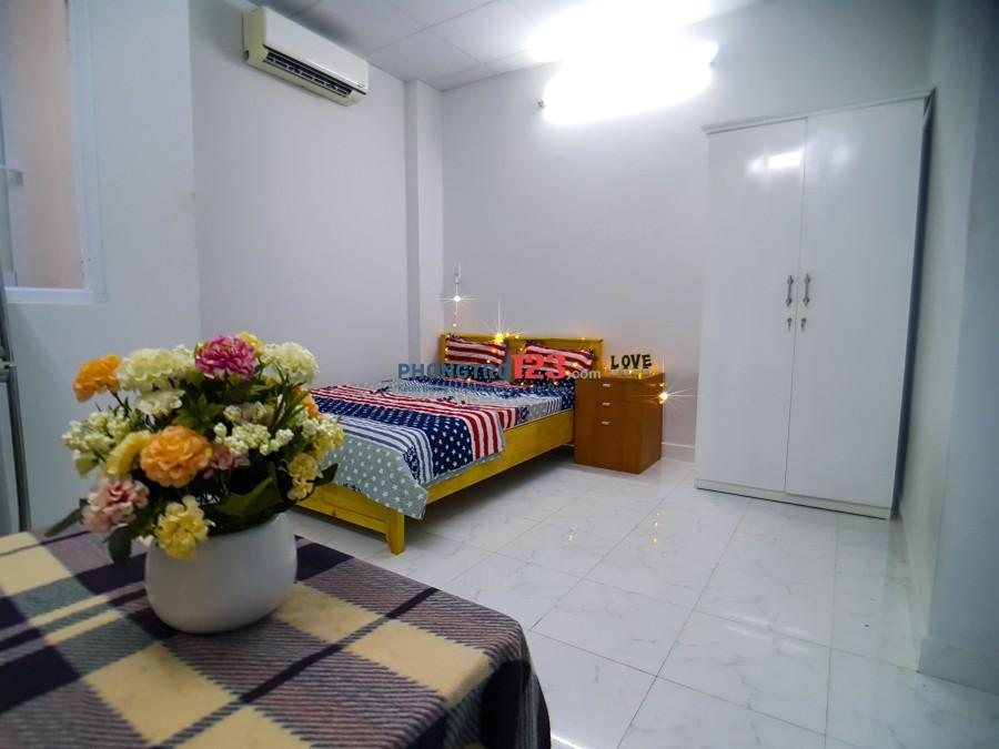 """Phòng trọ cao cấp """" CHDV"""" 25 m2 xinh xinh"""