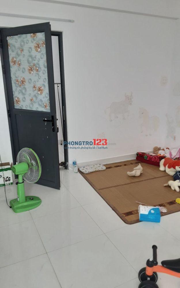 Phòng trọ căn hộ mini tiện nghi