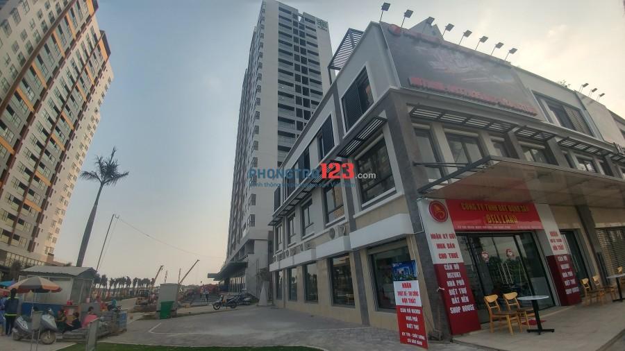 Cho thuê căn hộ liền kề Phú Mỹ Hưng di chuyển 7 phút, 2PN diện tích 56m2