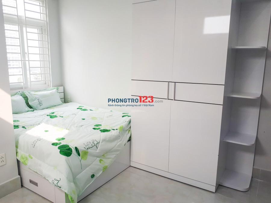 [Quận 7] Cho thuê căn hộ dịch vụ - studio giá dưới 8tr