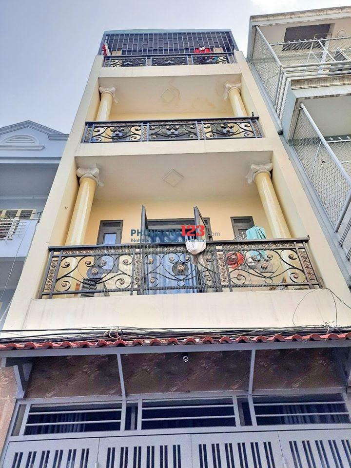 Nhà cho thuê phòng cao cấp 108/22/2A Đường Cộng Hòa, P.4, Tân Bình
