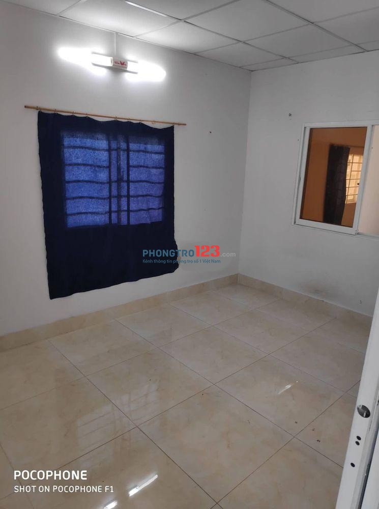 Cho thuê 1 phòng duy nhất 40m2 wc riêng tại hẻm 687 Lạc Long Quân, P.10, Q.Tân Bình