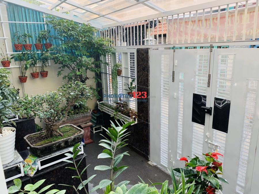 Cho thuê phòng trọ cao cấp đường Phạm Văn Đồng