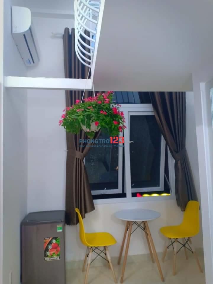 Cho thuê phòng trọ cao cấp giá rẻ